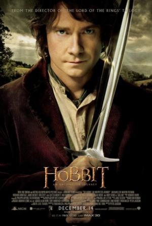 Martin Freeman in Lo Hobbit:Un viaggio inaspettato.