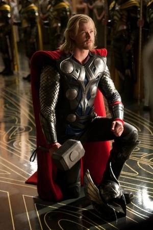 Thor fiducioso: tornerà nella sale dopo The Avengers.