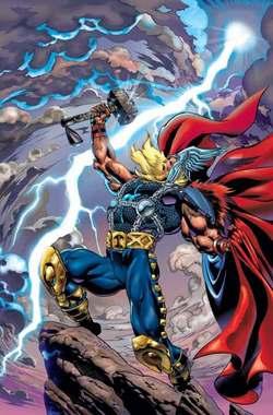 Thor visto da Castellini