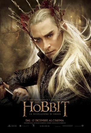 Lee Pace è Thranduil in Lo Hobbit: La desolazione di Smaug