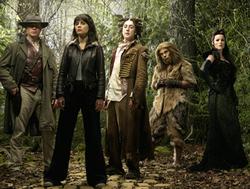 Da sinistra: Tin Man, DG, Glitch, Raw e Azkadellia