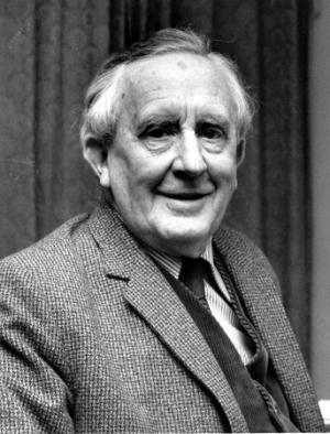J.R.R. Tolkien (Bloemfontein, 3 gennaio 1892 – Bournemouth, 2 settembre 1973)