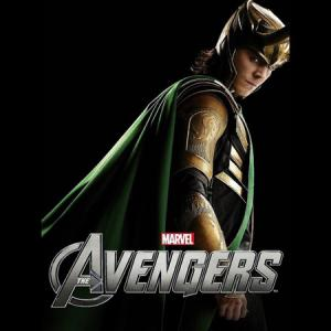 Tom Hiddleston alias Loki