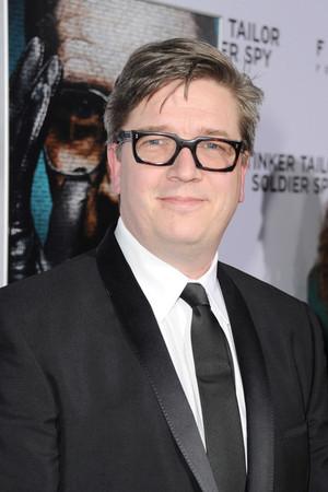 Il regista Tomas Alfredson