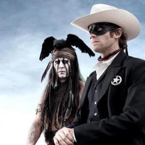 Johnny Depp e Armin Hammer sono Tonto e Lone Ranger