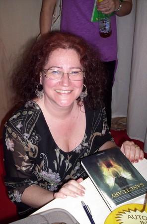 Fabiana Redivo (Fiera del Libro di Torino, '09).