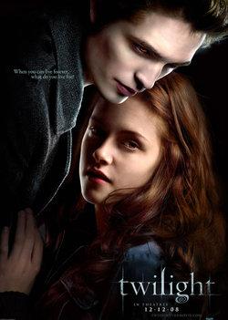 La locandina di Twilight