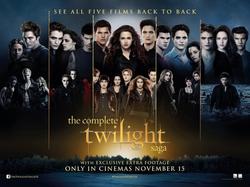 """Il megaposter della """"Twilight maratona"""""""