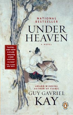 La copertina della versione paperback di Under Heaven