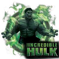 Immagine pubblicitaria di Incredible Hulk?