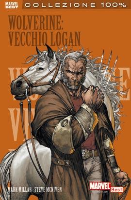 Vecchio Logan - Cover di Steven McNiven