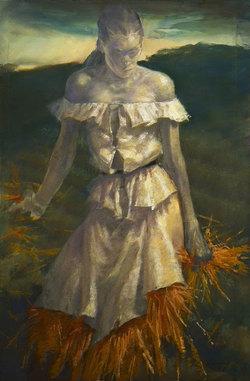 Scarecrow, un'opera di Rick Berry