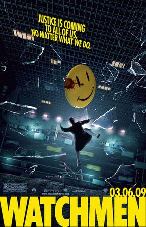 Teaser Poster di Watchmen
