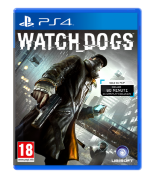 Watch_Dogs per PS4