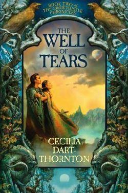Il Pozzo delle Lacrime, copertina US