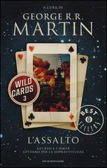 George R.R. Martin; Wild Cards. L'assalto