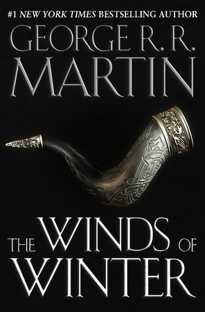 Copertina non ufficiale per The Winds of Winter