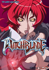 L'anime di Witchblade