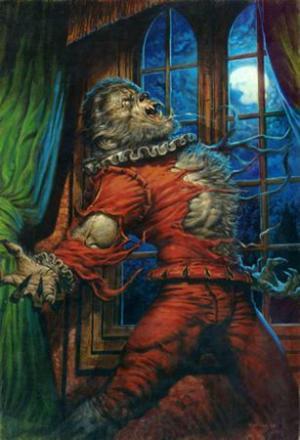 Wolfman - Greg Staples