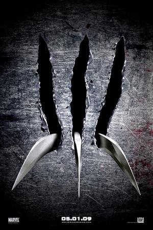 Il teaser poster di Wolverine