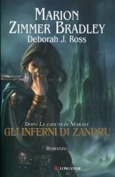 Gli inferni di Zandru di Marion Zimmer Bradley e Deborah J. Ross (cover di Paolo Barbieri).
