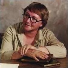 Marion Zimmer Bradley poco dopo il grande successo di <i>Le Nebbie di Avalon</i>