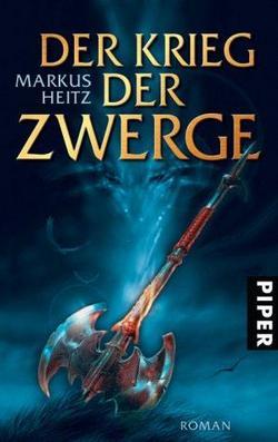 La copertina originale del romanzo La Guerra dei Nani