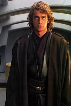 Hayden Christensen è Anakin Skywalker
