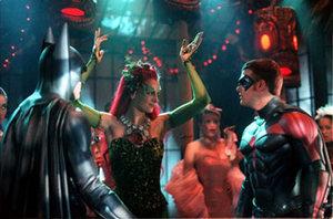 Batman e Robin alle prese con Poison Ivy