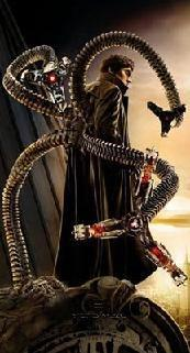 Doctor Octopus (locandina)
