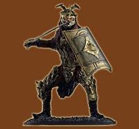 Un guerriero Easterling