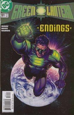 L'ultimo numero di Lanterna Verde