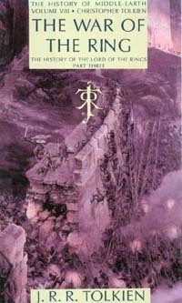 History of the middle earth Volume VIII