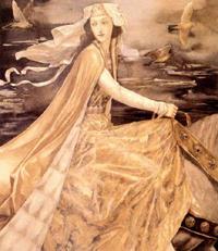I Mabinogion - Rhiannon