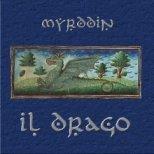 La copertina del disco dei Myrddin Il Drago (da www.myrddin.it)