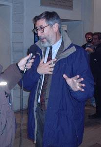 Landis intervistato