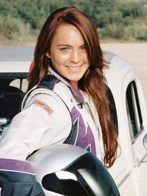 La ventiquattrenne Lindsay Lohan