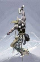 Può esistere un fratello senza l'altro, anche se tra loro la guerra è destinata a non finire mai? Il rapporto che lega Thor e Loki è complicato…