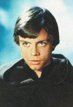 Mark Hamill è Luke Skywalker