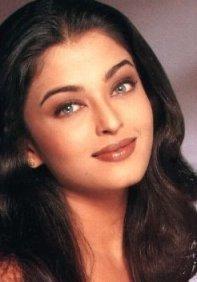 L'attrice indiana Aishwarya Rai, una bellissima Cymoril