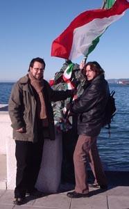 Paco Plaza e Enric Folch, spagnoli alla conquista dell'Italia