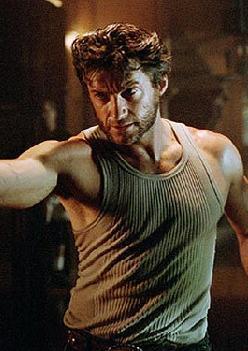 Wolverine e la sua determinazione al termine del colloquio con Storm