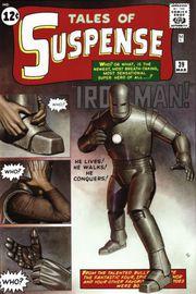 La versione di Adi Granov della copertina di Tales of Suspense 139.
