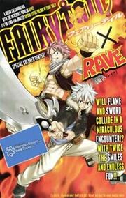 Fairy Tail e Rave a confronto: Natsu e Haru