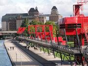 Parc de la Villette, Parigi, Bernard Tschumi