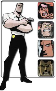 Christian Walker: da supereroe a poliziotto. Bella carriera!