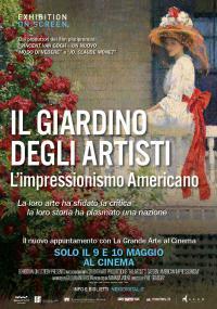 Il giardino degli artisti. L'impressionismo americano