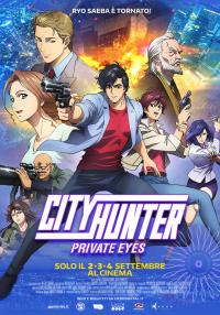 City Hunter. Private Eyes