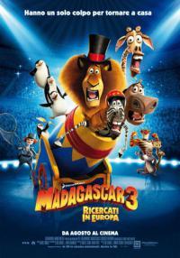 Madagascar 3 - Ricercati in Europa