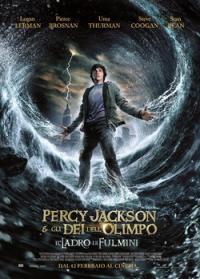 Percy Jackson e gli Dèi dell'Olimpo - Il Ladro di Fulmini